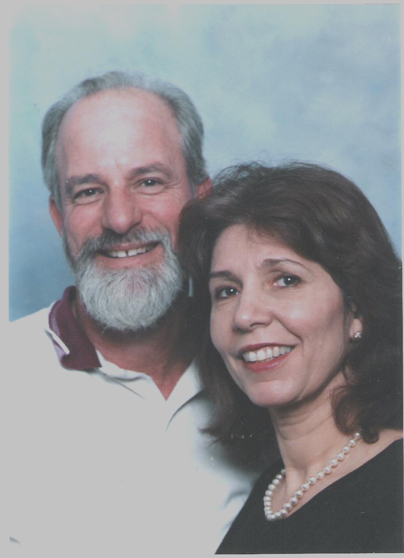 This is Me (Sandy) & My Sweet Husband, Joe