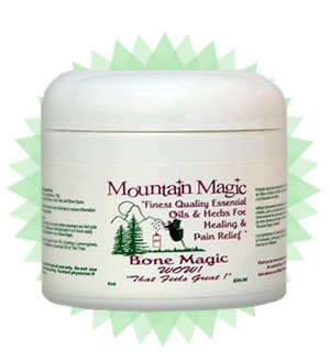 Bone Magic: 4oz.jar